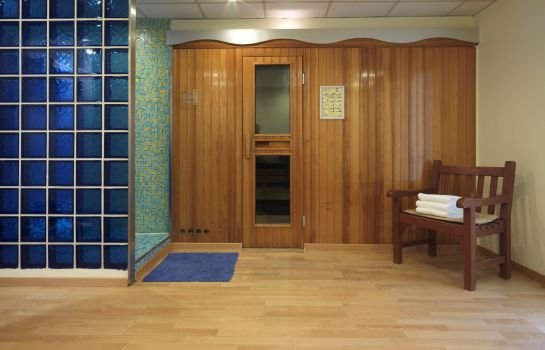 Sauna Four Points by Sheraton Brussels
