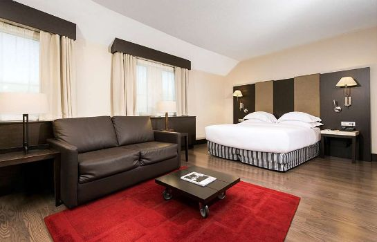 Suite NH Geneva Airport