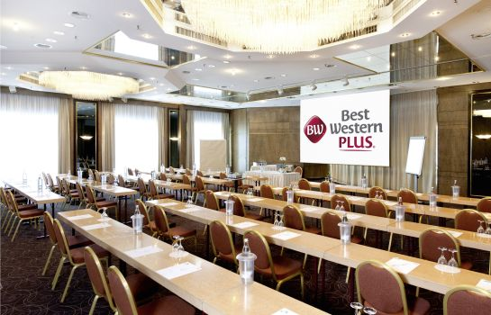 Reuniones Best Western Plus City