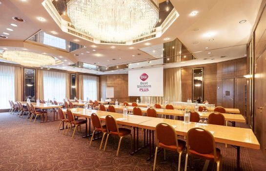 Sala de reuniones Best Western Plus City