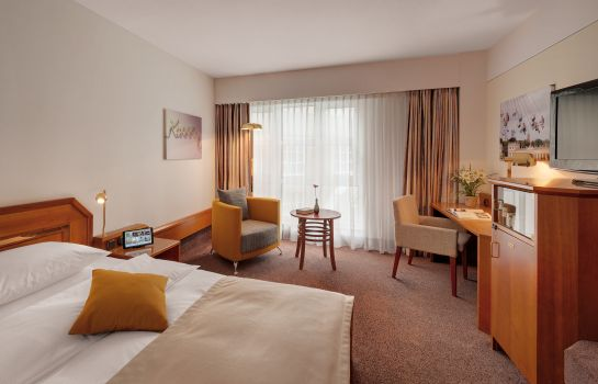 Chambre individuelle (standard) Best Western Plus City