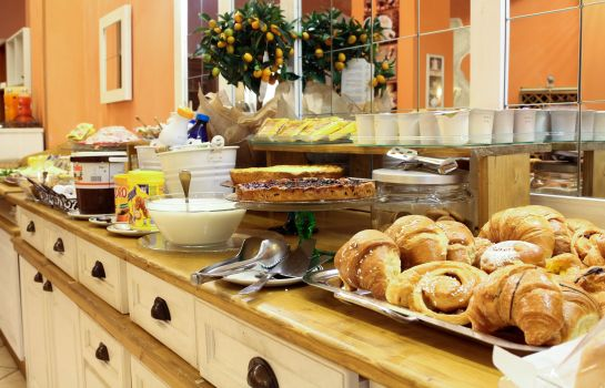 Breakfast buffet Italia