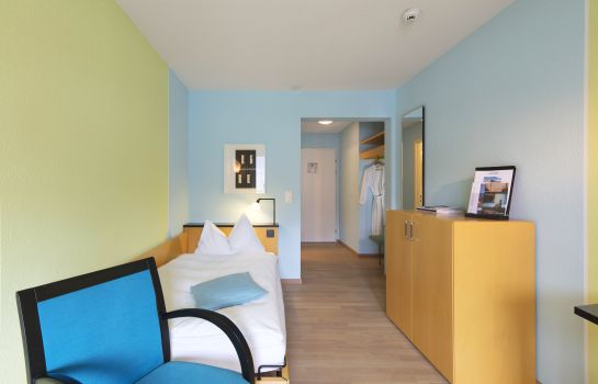 Chambre individuelle (standard) Seehotel Wilerbad
