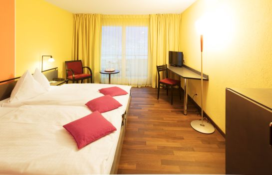 Chambre double (standard) Seehotel Wilerbad