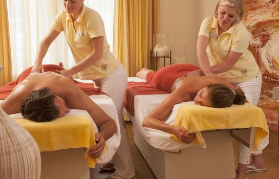Massageraum Deimann Wellnesshotel