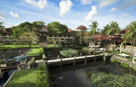 Vista exterior InterContinental Hotels BALI RESORT