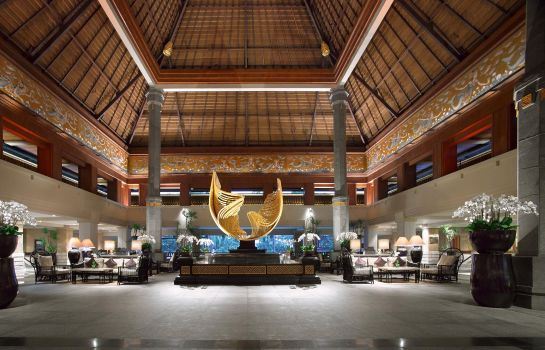 Hol hotelowy InterContinental Hotels BALI RESORT