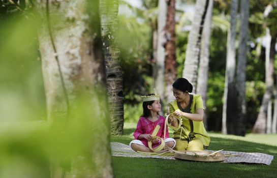 Informacja InterContinental Hotels BALI RESORT