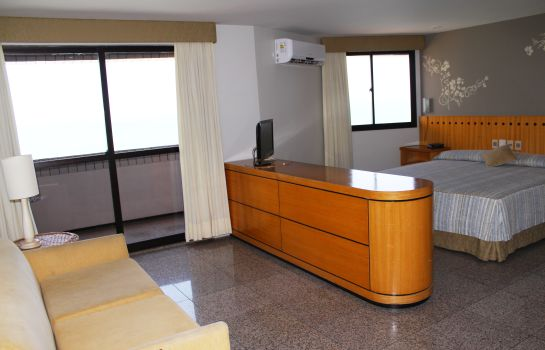 Single room (standard) Othon Palace Fortaleza