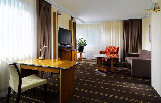 Suite Sheraton Palace Hotel Moscow