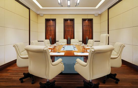 Conference room Sheraton Palace Hotel Moscow