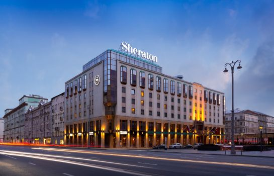 Info Sheraton Palace Hotel Moscow