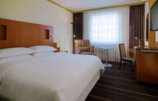 Room Sheraton Palace Hotel Moscow