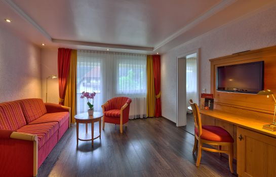 Junior Suite Parkhotel Waldeck Wellnesshotel