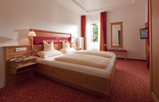 Double room (superior) Parkhotel Waldeck Wellnesshotel