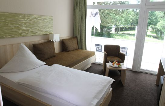 Chambre individuelle (confort) Seehotel am Stausee
