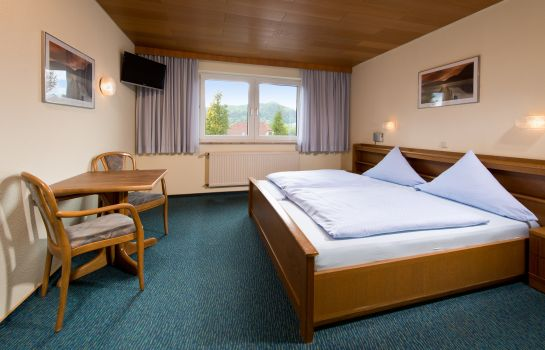 Chambre double (standard) Seehotel am Stausee