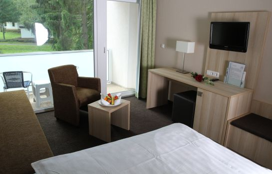 Chambre double (confort) Seehotel am Stausee