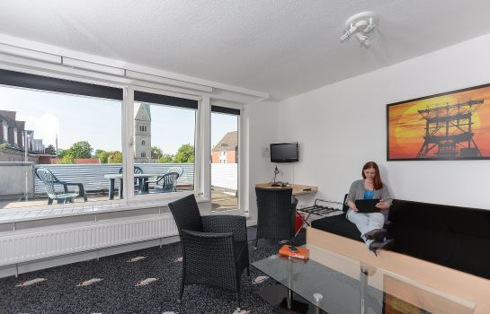 Junior Suite Stadt-Hotel Gladbeck