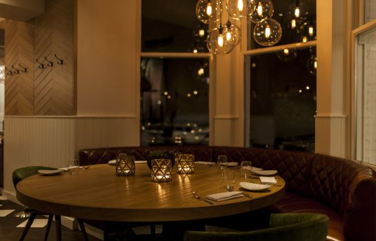 Restaurante Hotel Indigo LONDON - KENSINGTON