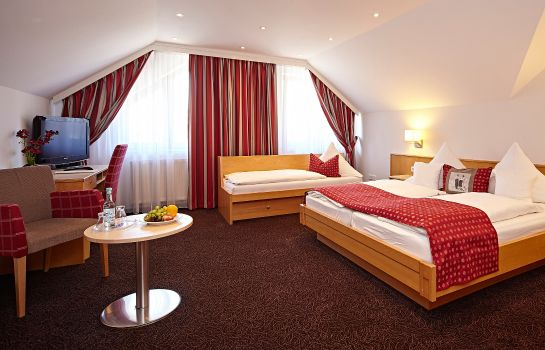 Four-bed room Landhotel Mohren