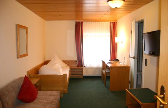 Single room (standard) Landhotel Mohren