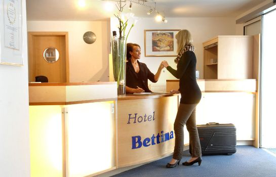 Hotelhalle Bettina
