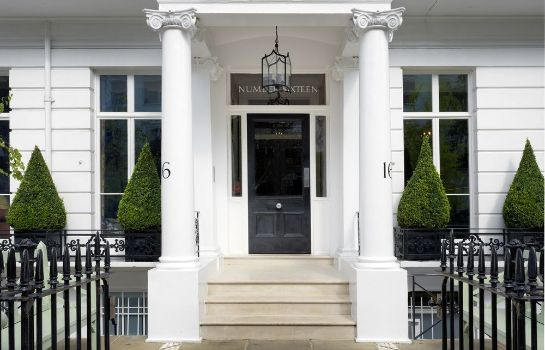 Picture Firmdale Hotels Number Sixteen Hotel