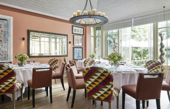 Restaurant Firmdale Hotels Number Sixteen Hotel