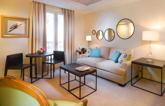 Suite Hotel Balmoral Champs-Elysees