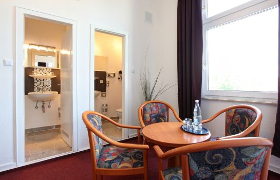 Junior-suite Centro Hotel Schumann