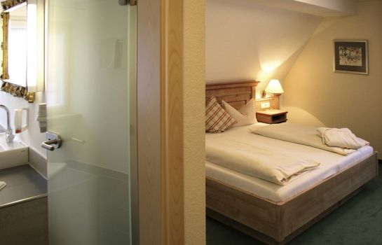 Single room (standard) Drei Kronen Landhotel