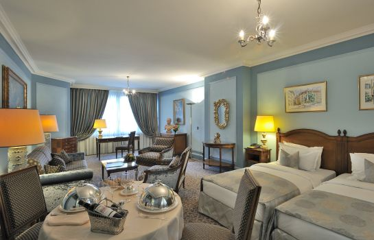 Junior Suite Hotel de la Cigogne