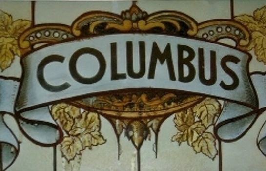 Certificado/logotipo Columbus