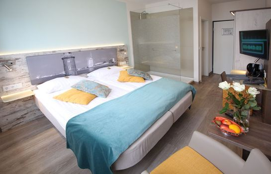 Chambre double (confort) City-Hotel