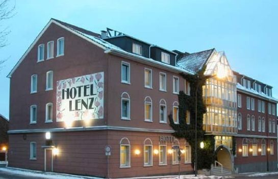 Exterior view City Partner Hotel Lenz
