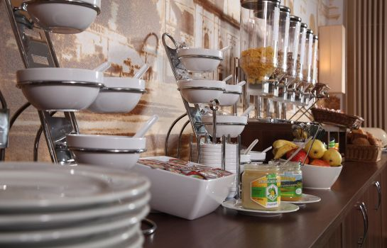 Breakfast buffet City Partner Hotel Lenz