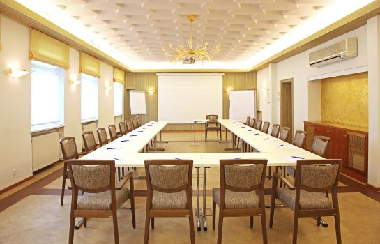 Conference room City Partner Hotel Lenz