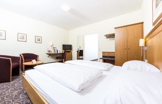 Double room (standard) City Partner Hotel Lenz