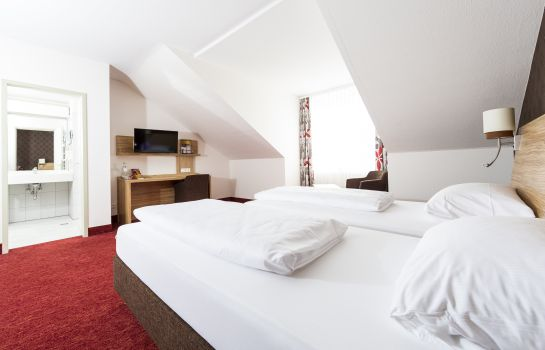 Chambre double (confort) City Partner Hotel Lenz