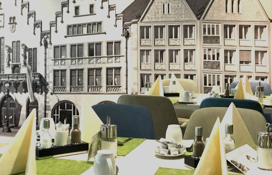 Restaurant Mercure Hotel Kaiserhof Frankfurt City Center
