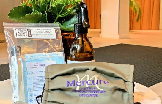 info Mercure Hotel Kaiserhof Frankfurt City Center