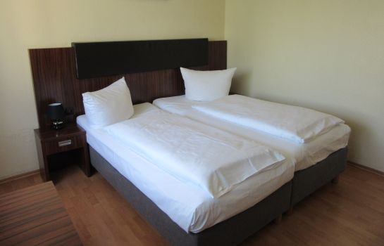 Chambre double (standard) City Hotel Mercator