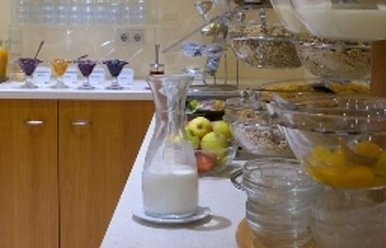 Ontbijtbuffet City Hotel Hannover