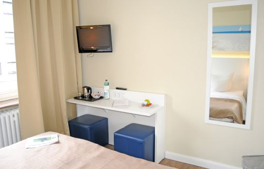 Single room (standard) Hotel am Kieler Schloss Kiel by Premiere Classe