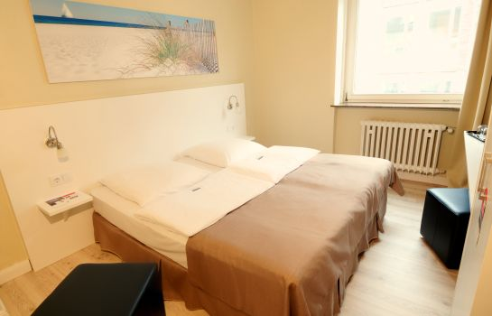 Double room (standard) Hotel am Kieler Schloss Kiel by Premiere Classe
