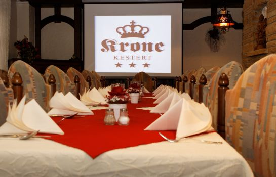 Conference room Krone Hotel Restaurant