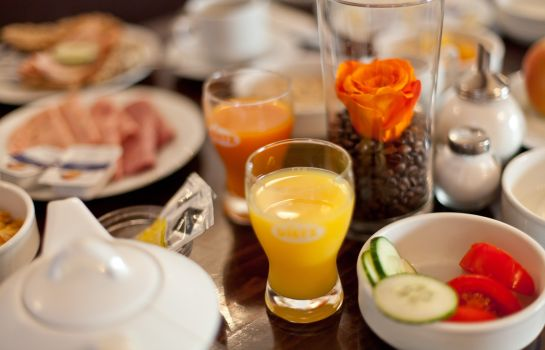 Breakfast buffet Novum Gates Charlottenburg