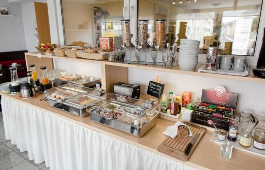 Breakfast buffet Bonn City