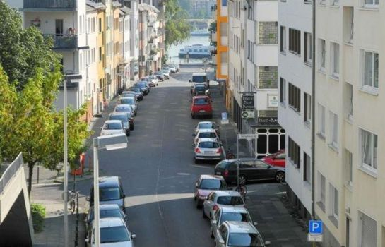 Surroundings Bonn City